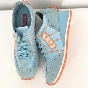 BED:STU ACTION WEDGE SNEAKERS SZ 7.5